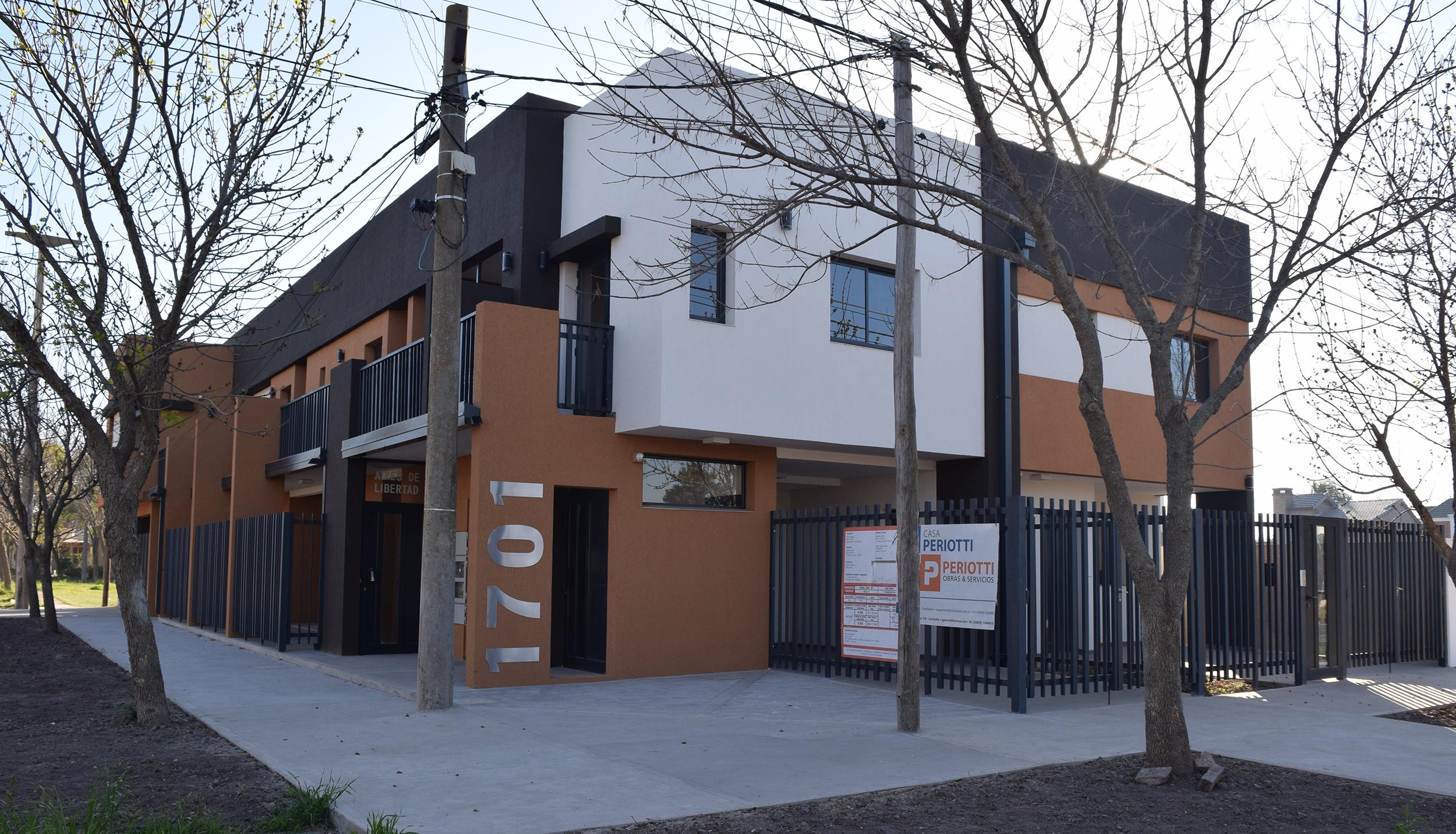 Complejo Habitacional Aires De Libertad Ingenio Fm 99 9 Sunchales # Muebles Sunchales